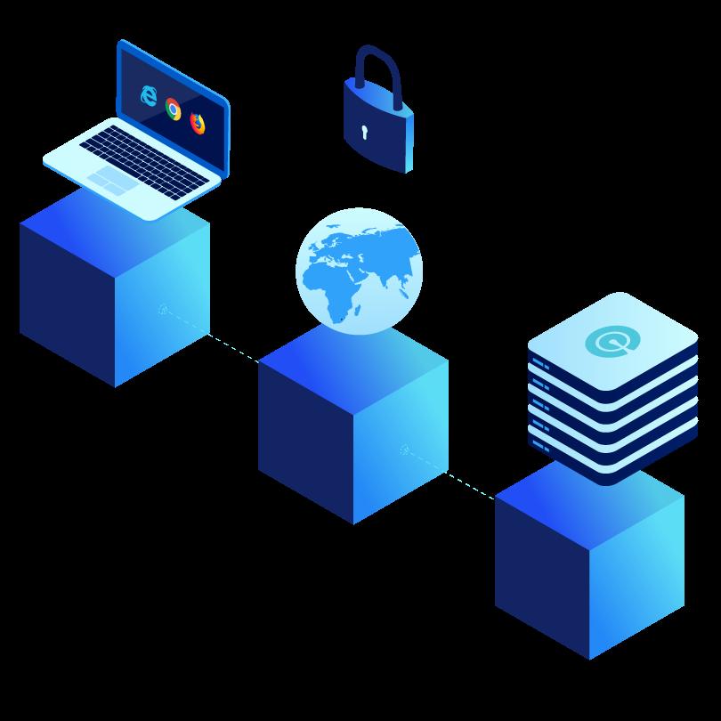 Illustration of how CodeSealers Bootload works
